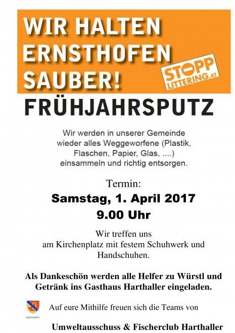 Veranstaltungen | Ernsthofen