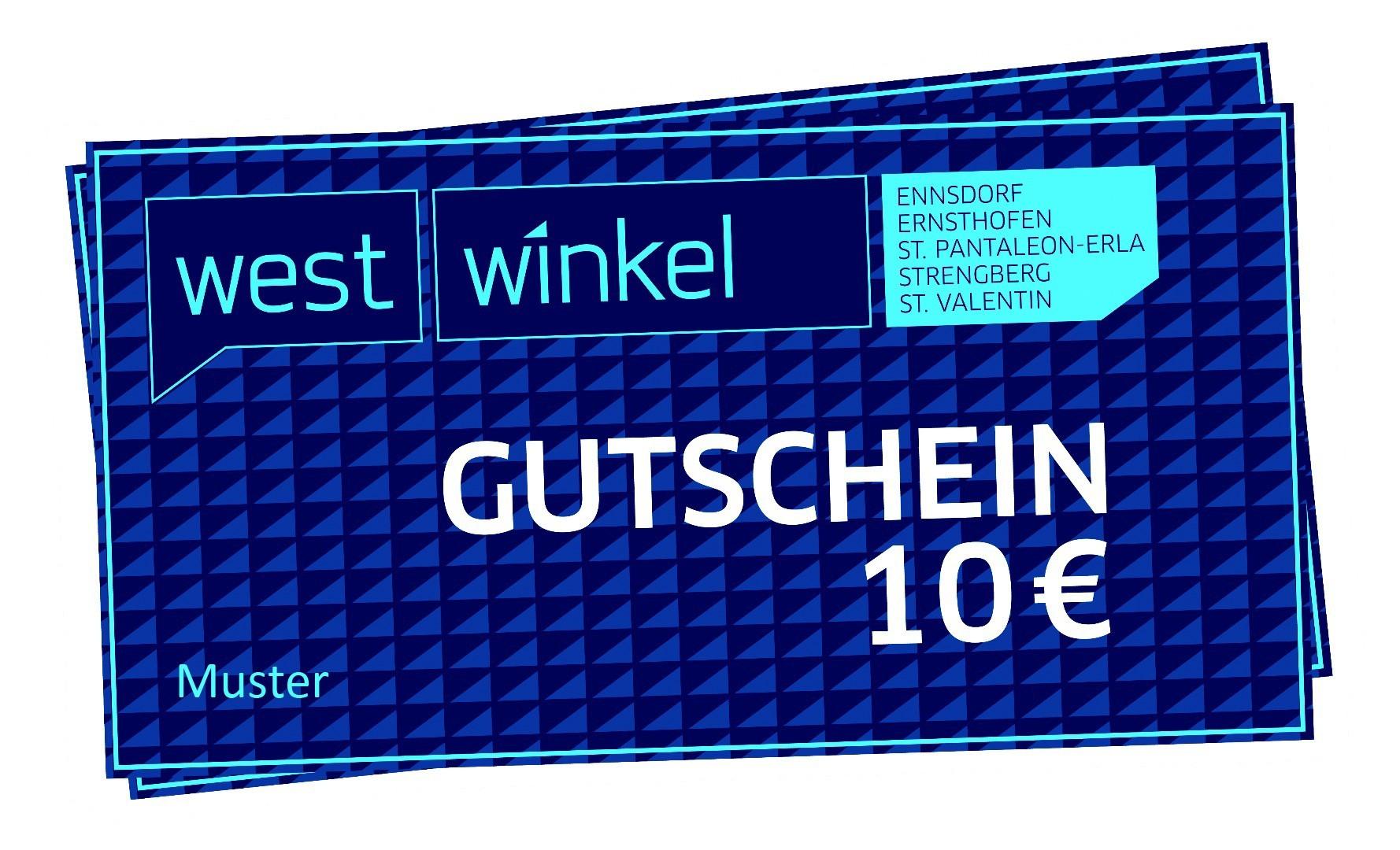Westwinkel Gutschein