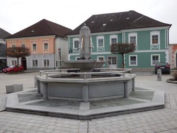 Marktbrunnen Wallsee