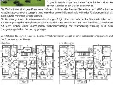 Wohnungen und Grundstücke