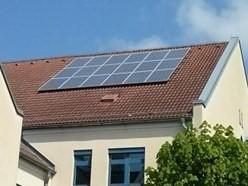 Leistung Photovoltaikanlagen