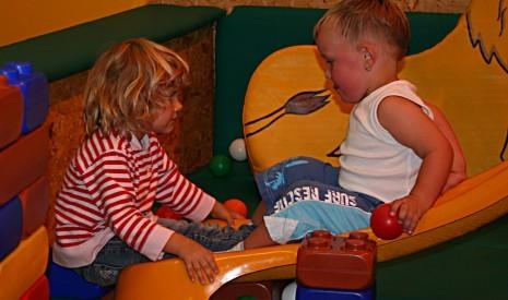 Kleinkinder Tagesbetreuung