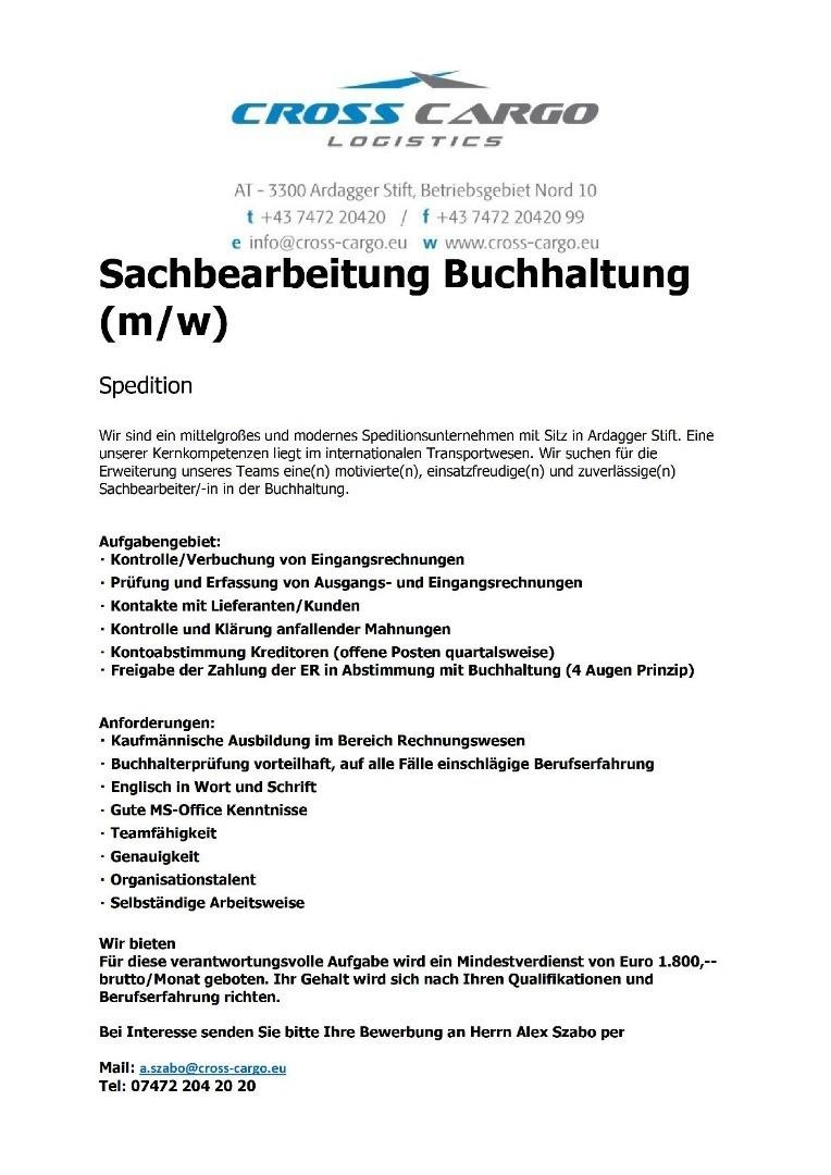 Job Börse Gemeinde Behamberg