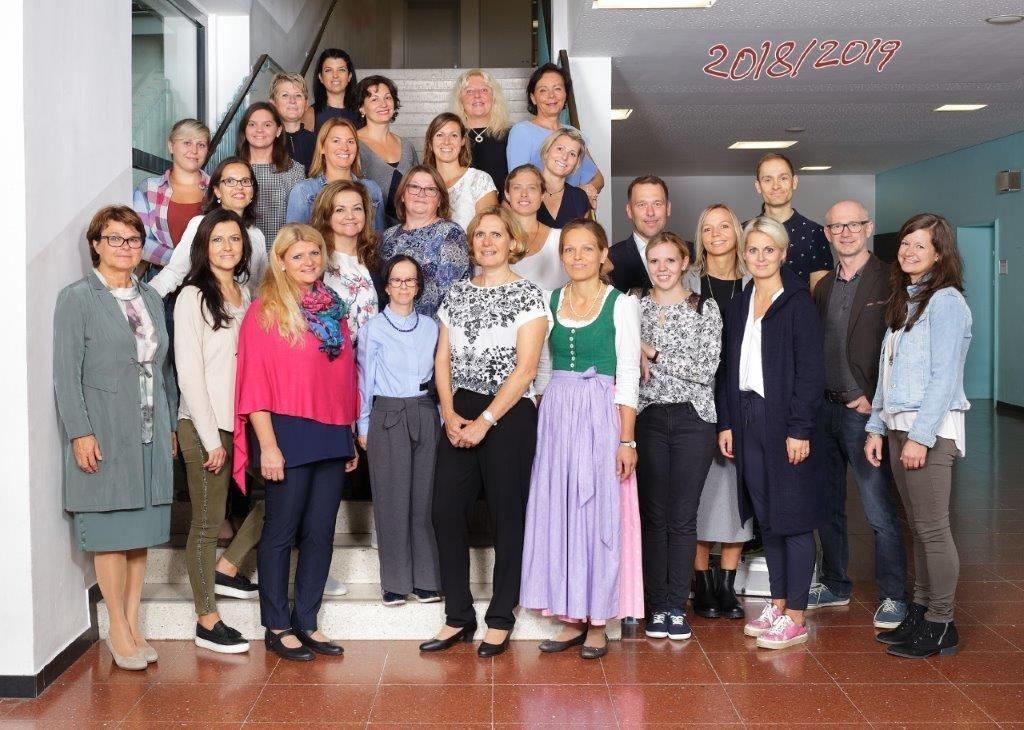 Team Volksschule 18-19