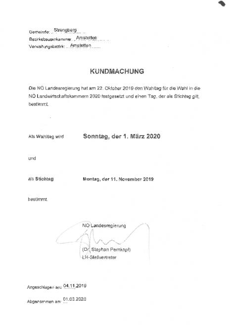 Kundmachung Wahl NÖ Landwirtschaftskammer.pdf