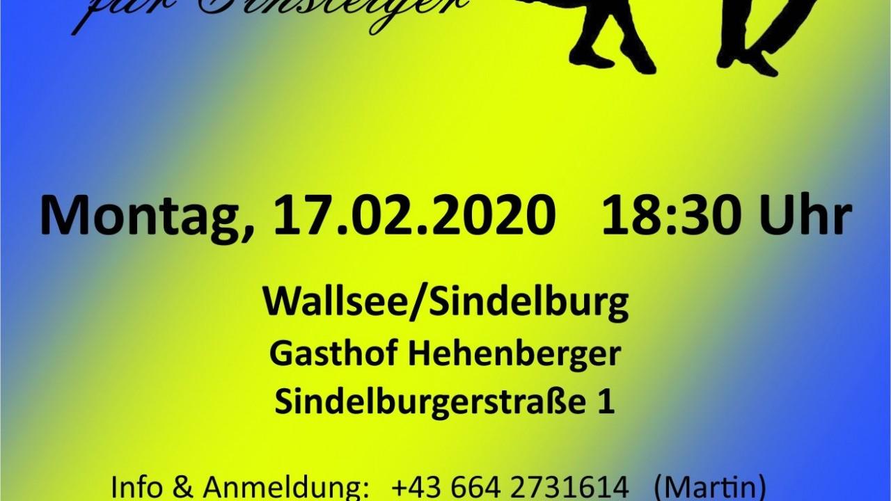 Boogie Woogie Einsteigerkurs in Wallsee | huggology.com