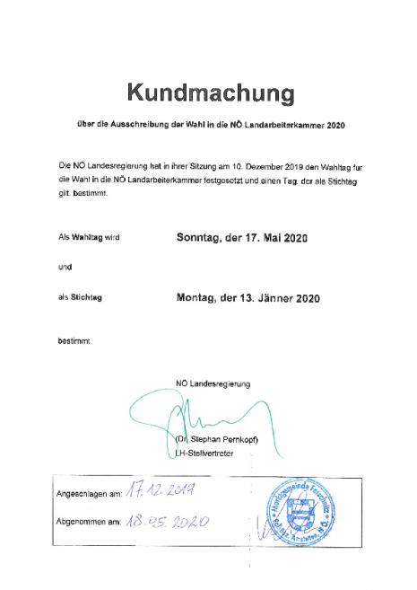 Kundmachung Landarbeiterkammerwahl 2020.pdf