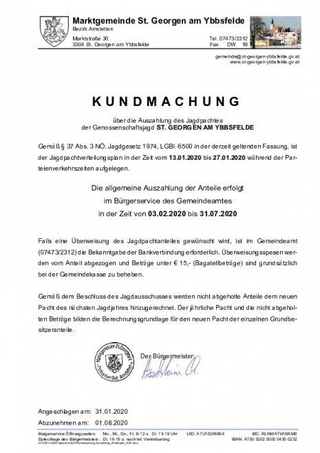 Kundmachung_Auszahlung_StGeorgen_2020