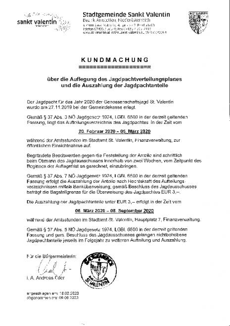 KundmachungJagdpachtStValentin.pdf