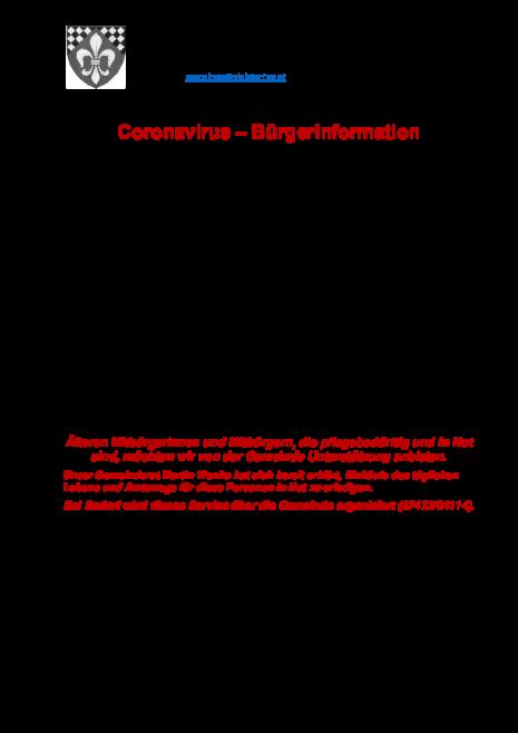 Coronavirus information Viehdorf.pdf