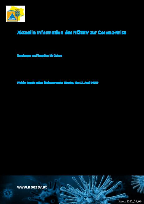 Info Zivilschutzverband - Fragen un Antworten Corona-Fahrplan (Ostern).pdf