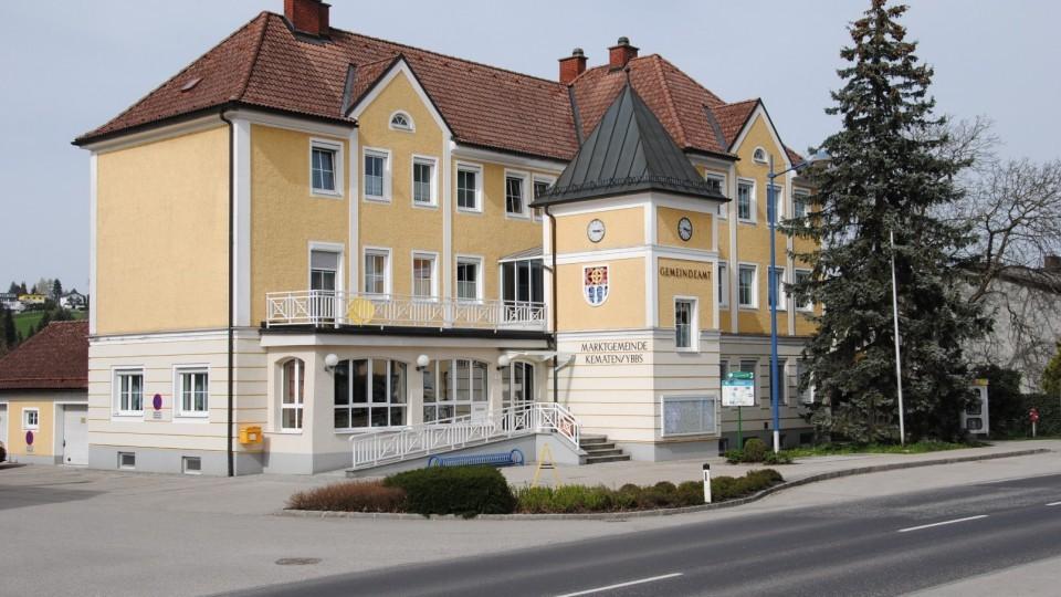 1-Kematen - Gemeindeamt (c) Marktgemeinde Kematen an der Ybbs.JPG