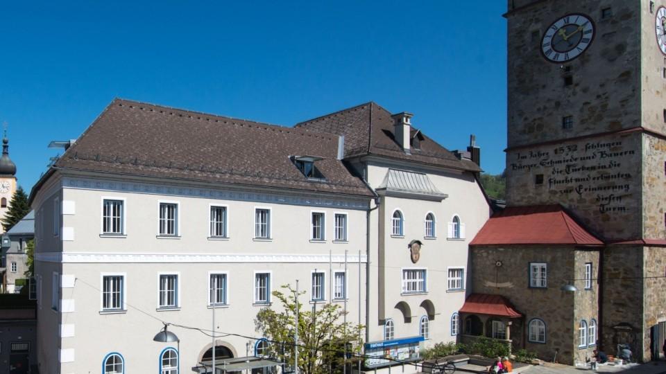 2-Waidhofen - Rathaus (c) Josef Herfert.JPG