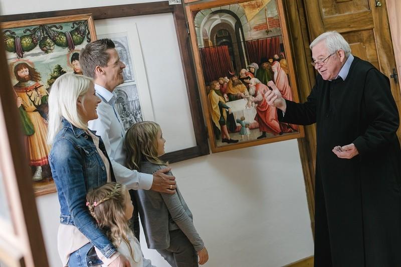 Galerie; Fotokredit: Doris Schwarz König, Stift Seitenstetten und WeinFranz
