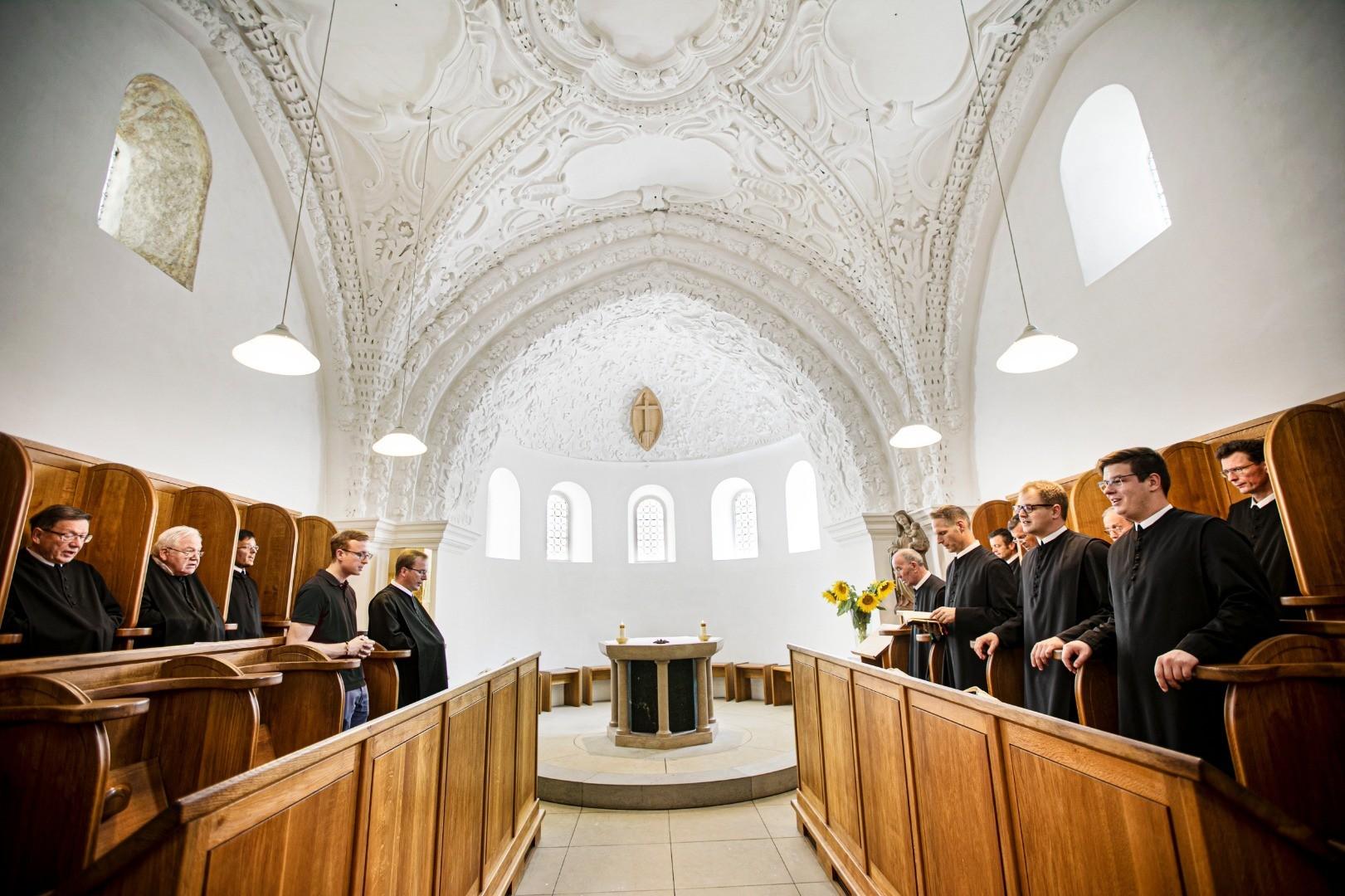 Ritterkapelle; Fotokredit: Doris Schwarz König, Stift Seitenstetten und WeinFranz