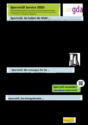 Weistrach - Pensionsantritt: Gemeinde sucht Nachfolger fr