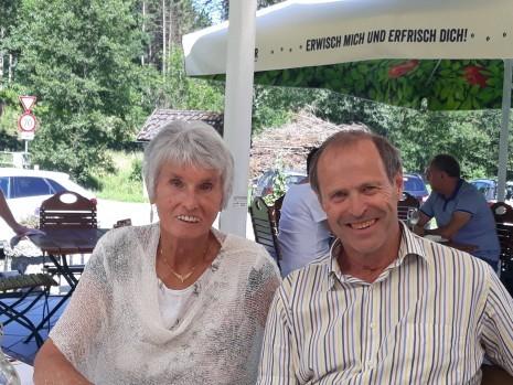 Melitta und Hermann Maurer