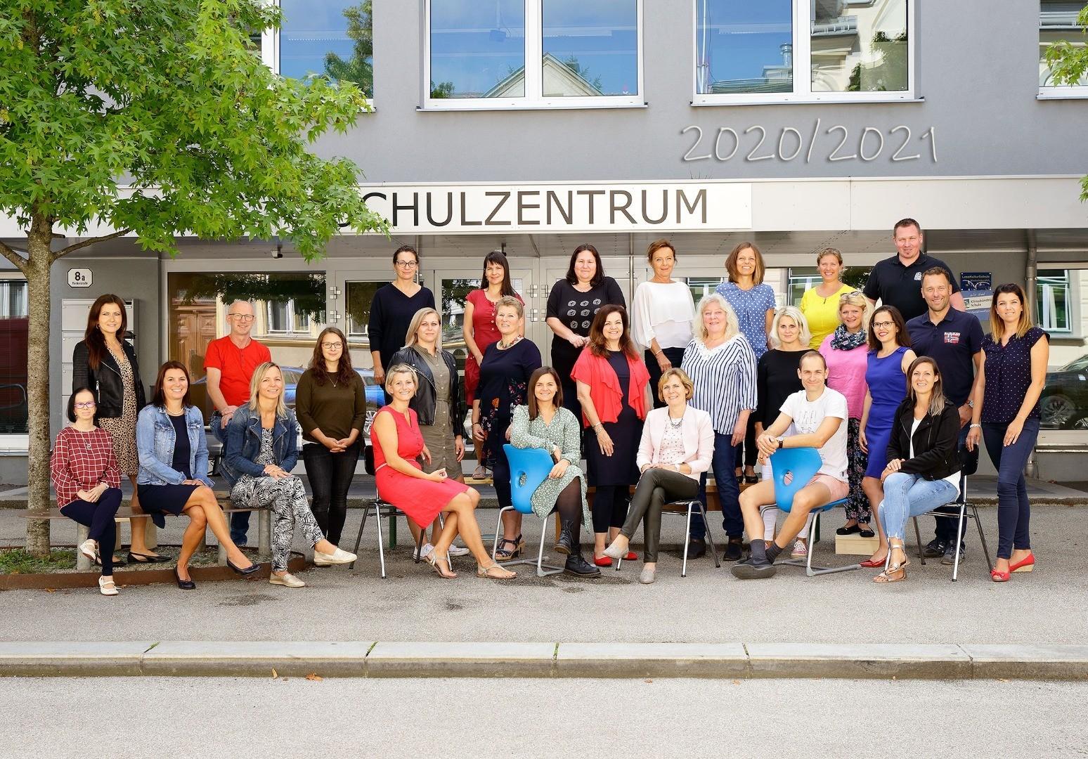 Lehrerteam 2020 / 2021