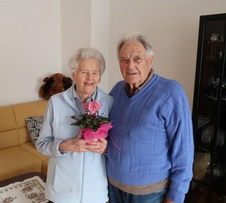 Elfriede und Josef Eder
