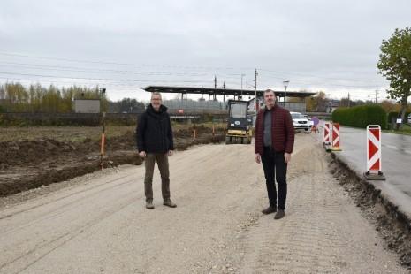 2020-11-04 Erweiterung P&R-Anlage Bahnhof Provisorium (5).JPG