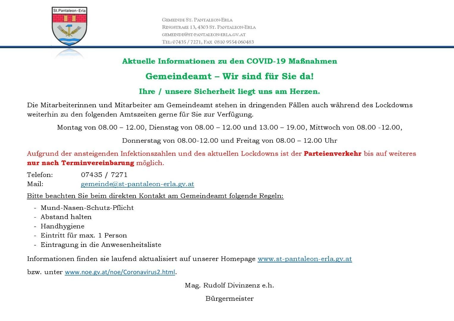 Info Homepage Gemeindeamt nur Tel oder per Mail zu kontaktieren 16.11.2020-page-001.jpg