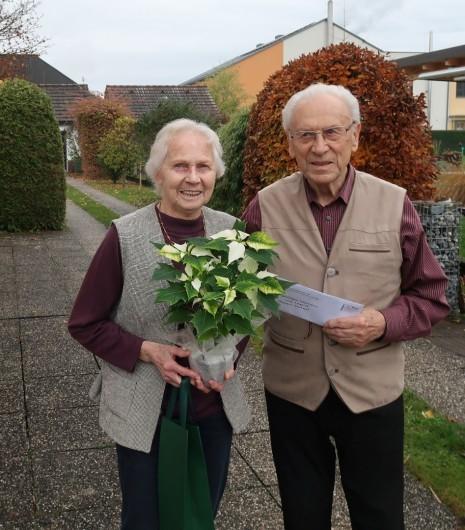 Leopoldine und Leopold Sonnleitner
