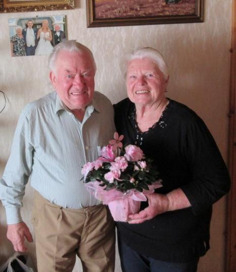 Rosa und Josef Latschbacher