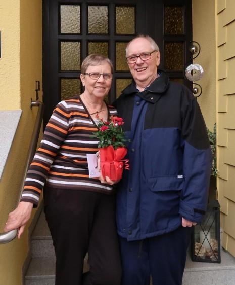 Hermine und Franz Vacha