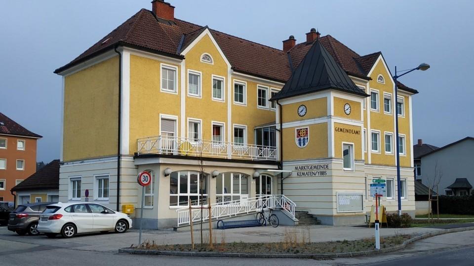 1-Kematen - Gemeindeamt neu (c) Marktgemeinde Kematen an der Ybbs.jpg