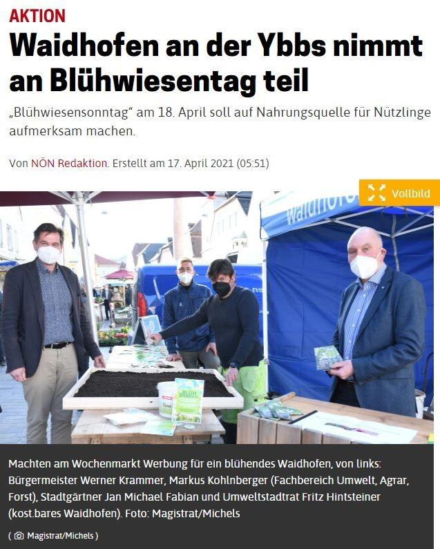 20210422_NOEN_Waidhofen an der Ybbs nimmt an Blühwiesentag teil.JPG
