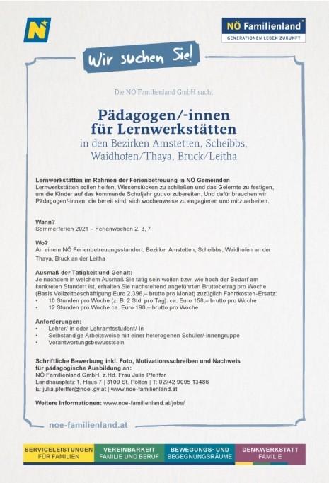 NOEFAM_Stelleninserat Lernwerkstätten 2021_Bezirke.jpg