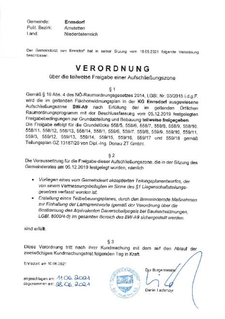 Verordnung, Aufschließungszone BW-A9.pdf