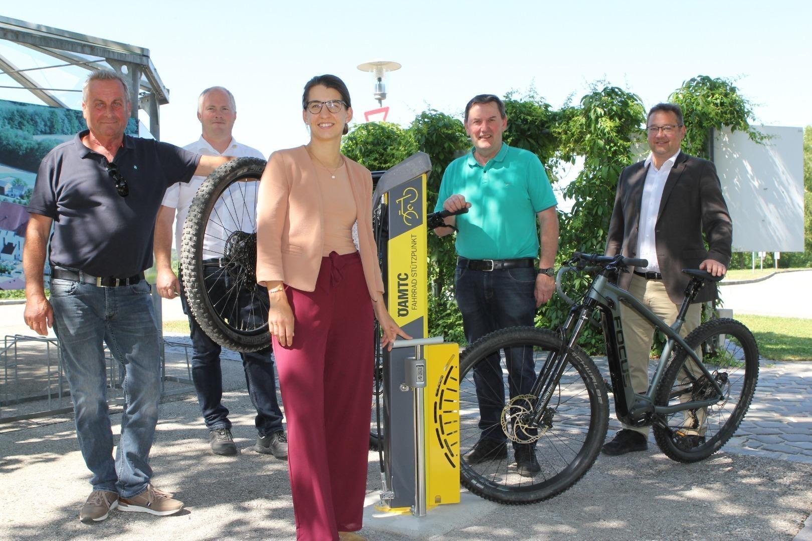 Fahrrad Stützpunkt Wallsee.JPG