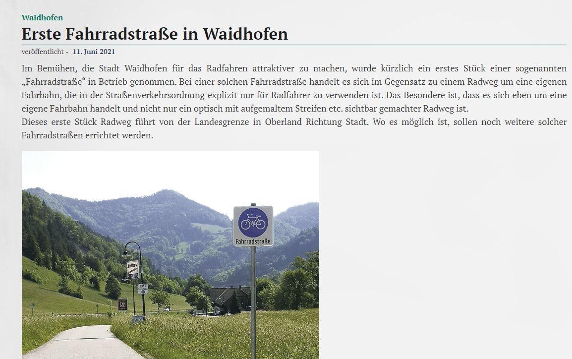 20210611_Erste Fahrradstraße in Waidhofen.JPG