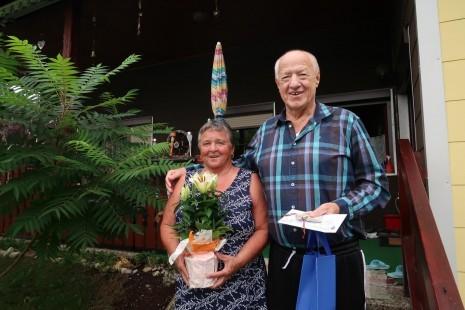 Erika und Karl Fürlinger