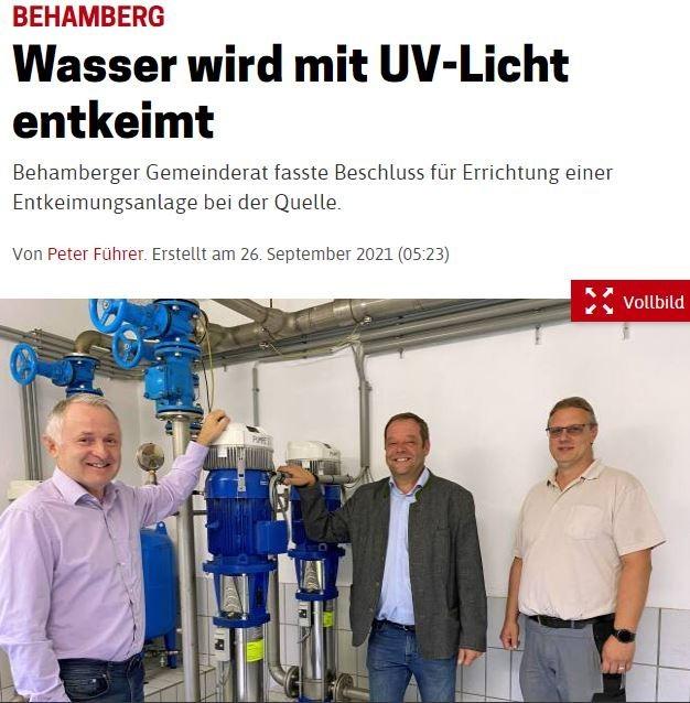 NOEN_Behamberg_Wasser wird mit UV-Licht entkeimt.JPG