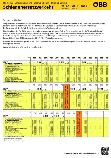 A3_SEV-Info-133_Sonderfahrplan_Lz-Enns-St-Nikola_22.10.-02.11.2021.pdf
