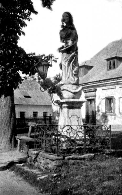 Die Mariensäule