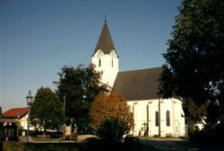 Pfarrkirche von Winklarn