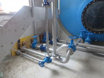 Wasserversorgung