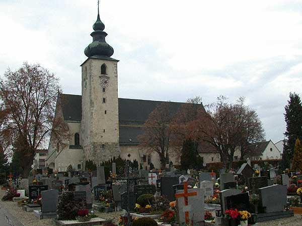 St. Laurenz außen