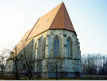 St. Wolfgangs-Kirche