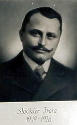 Stöckler Franz