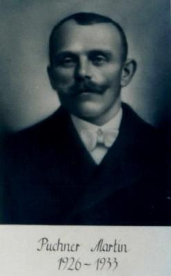 Puchner Martin