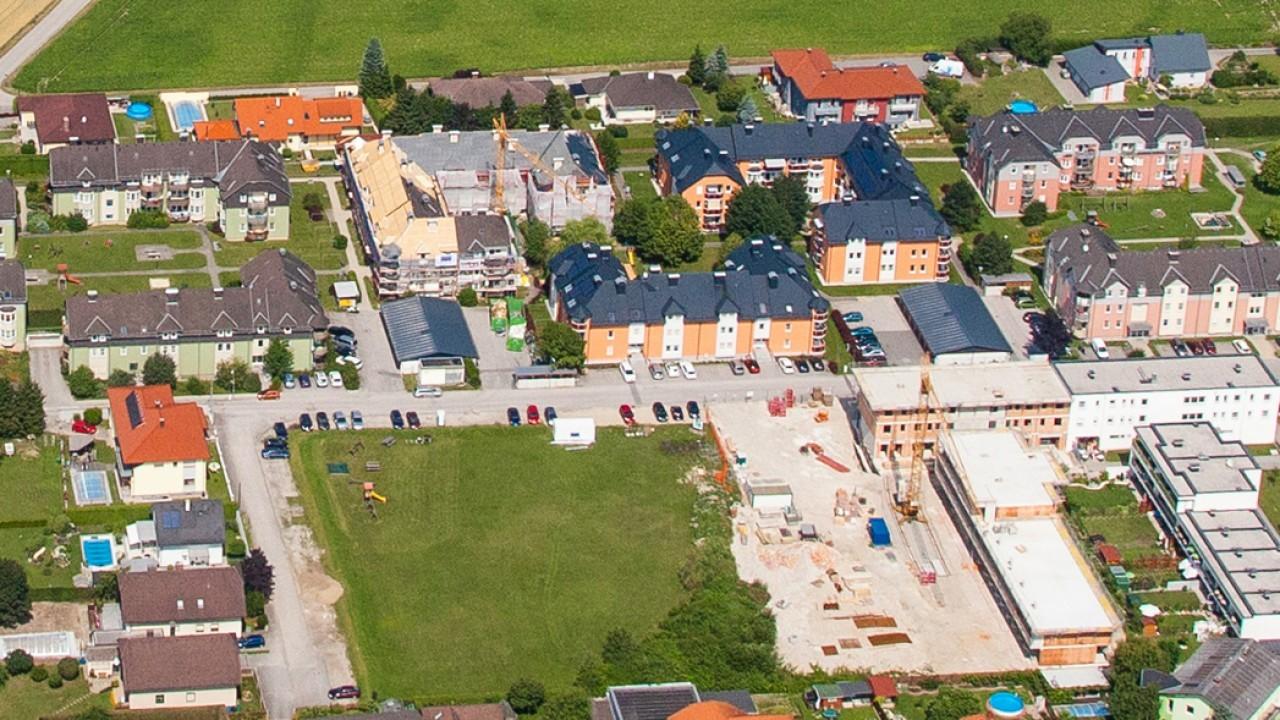 Luftbild Eulenstraße GWSG