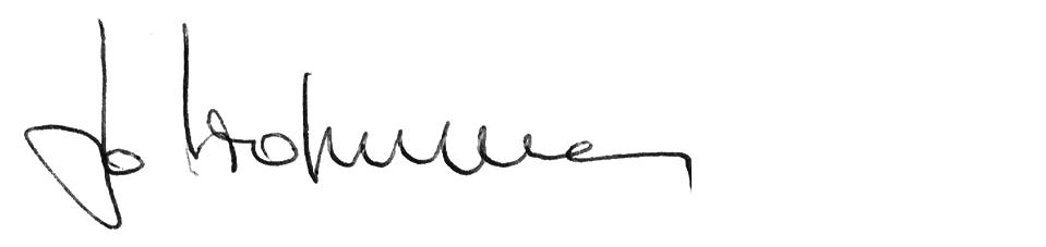 Unterschrift: Josef Hofmarcher