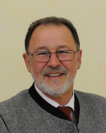 Bürgermeister Franz Sturmlechner