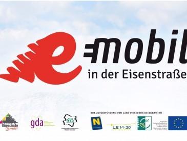 E-Mobil-Tankstelle